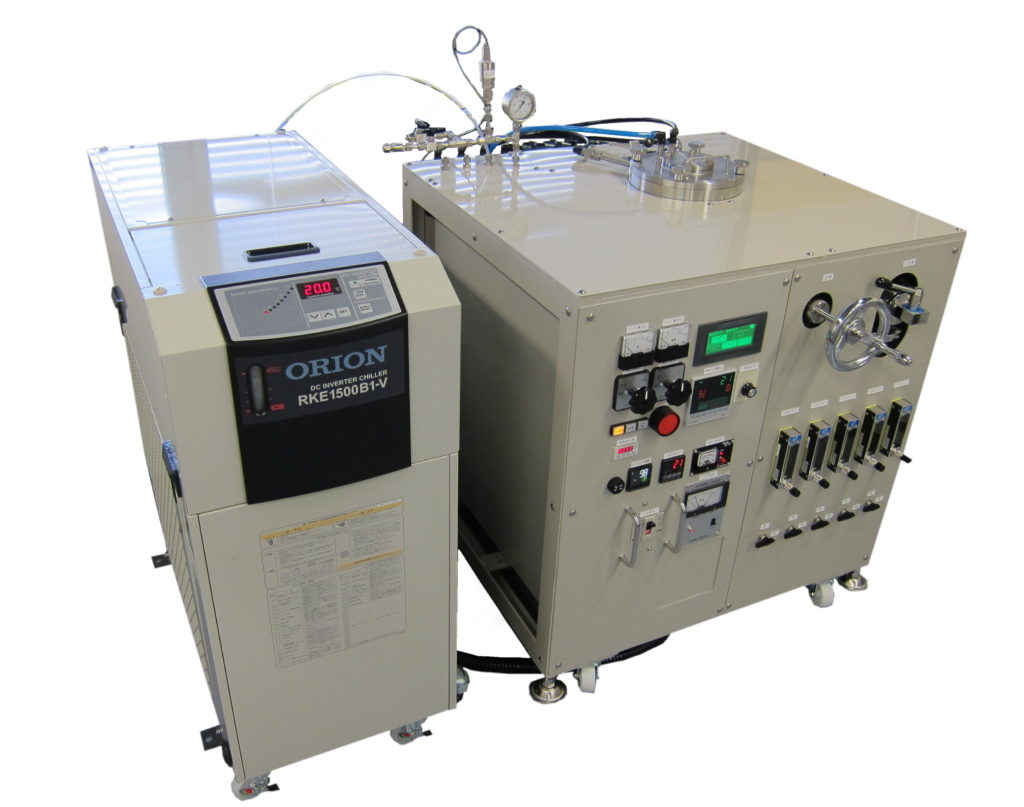 小型高温真空炉 オプション 電気炉 / 真空雰囲気炉 / ACA 小型高温高真空炉