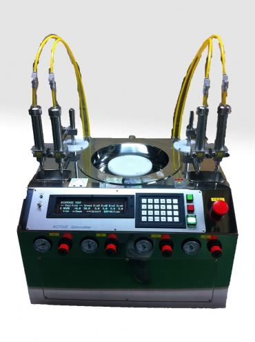 有機ELパネル基板作製用スピンコーター