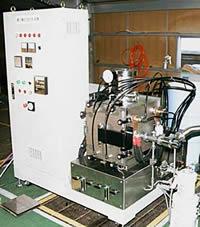 ACD 横型高温高真空雰囲気炉