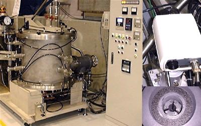 ACE 超高温カーボン雰囲気炉 電気炉 / 真空雰囲気炉 / ACA 小型高温高真空炉