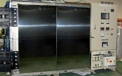 ACJ 特殊真空乾燥炉 電気炉 / 真空雰囲気炉 / ACA 小型高温高真空炉