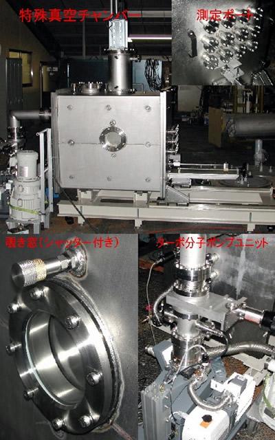 真空設備 電気炉 / 真空雰囲気炉 / ACA 小型高温高真空炉