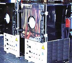 ACI 真空乾燥炉 電気炉 / 真空雰囲気炉 / ACA 小型高温高真空炉